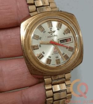 ساعة يد أثرية من ألمانيا