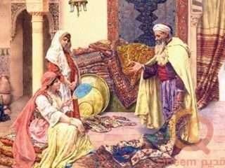 تشكيلة من لوح المستبشرين للعصرالاسلامى