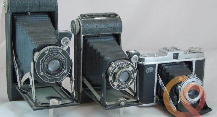 كاميرا المانى بلينسات مختلفة