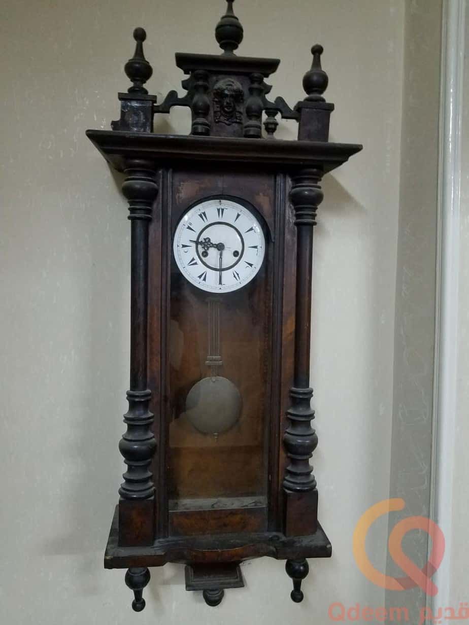 ساعة خرط ألماني أثرية