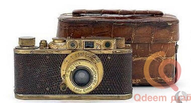 كاميرا أثرية