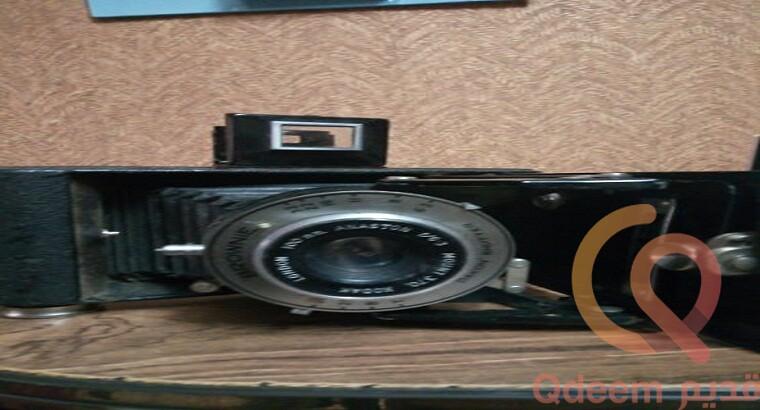 كاميرا كوداك قديمه لهواه التحف