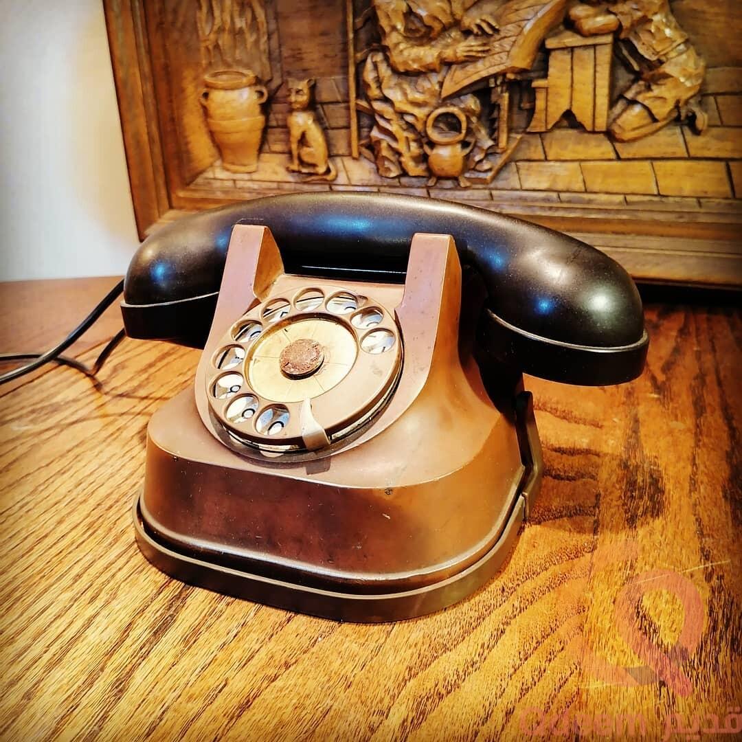 تليفون انتيك